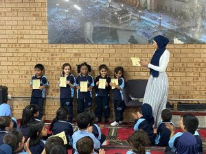 Term 1 Assembly